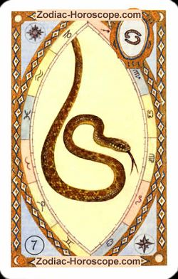 The snake, monthly Love and Health horoscope September Pisces