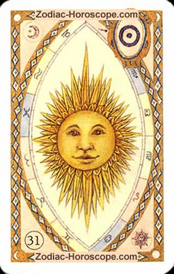 The sun, single love horoscope pisces