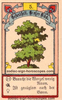 The tree, monthly Pisces horoscope April